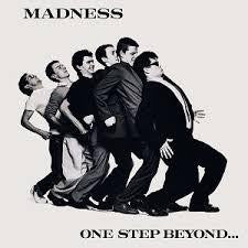 MADNESS-ONE STEP BEYOND LP VG COVER VG+