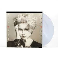MADONNA-MADONNA CLEAR VINYL LP *NEW*