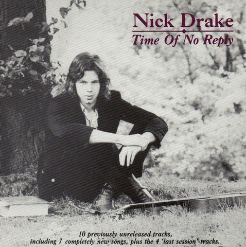 DRAKE NICK-TIME OF NO REPLY CD VG