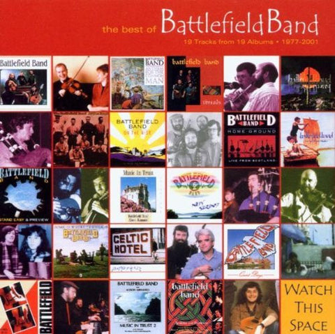 BATTLEFIELD BAND-THE BEST OF BATTLEFIELD BAND 2CD *NEW*