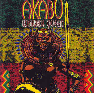 AKABU-WARRIOR QUEEN CD G