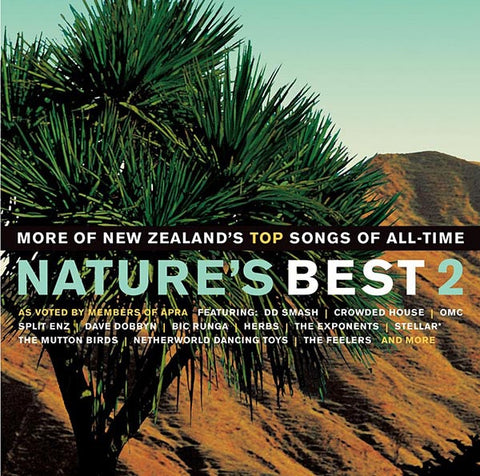 NATURE'S BEST 2-VARIOUS ARTISTS 2CD VG