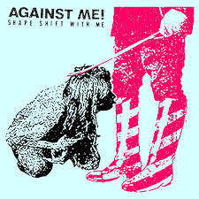 AGAINST ME!-SHAPE SHIFT WITH ME CD *NEW*