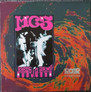 MC5-BABES IN ARMS LP VG+ COVER VG
