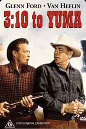 3:10 TO YUMA DVD VG