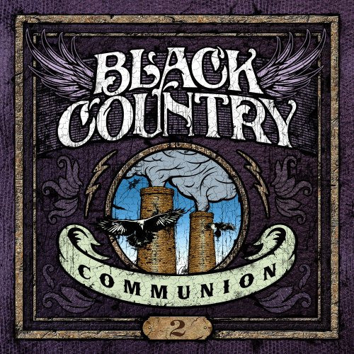 BLACK COUNTRY COMMUNION-2 CD *NEW*