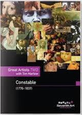 GREAT ARTISTS TWO WITH TIM MARLOW-CONSTABLE DVD *NEW*