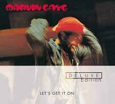 GAYE MARVIN-LETS GET IT ON DELUXE EDITION 2CD VG+