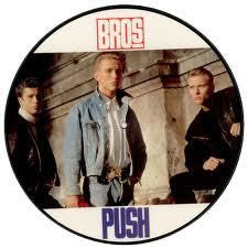 BROS-PUSH PICTURE DISC VGPLUS