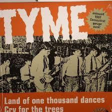 "TYME-LAND OF 1000 DANCE 7"" *NEW*"