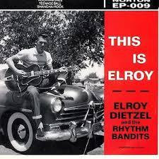 "DIETZEL ELROY-THIS IS ELROY 7"" *NEW*"