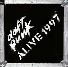 DAFT PUNK-ALIVE 1997 LP *NEW*