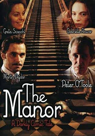 MANOR THE DVD VG