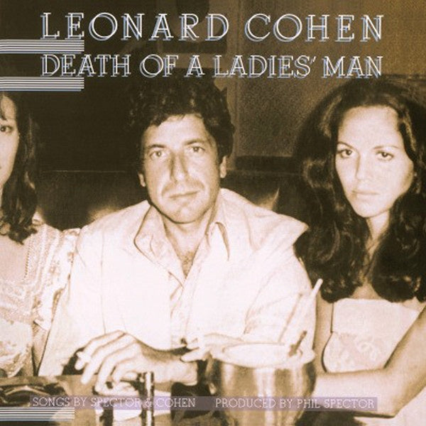 COHEN LEONARD-DEATH OF A LADIES MAN LP *NEW*