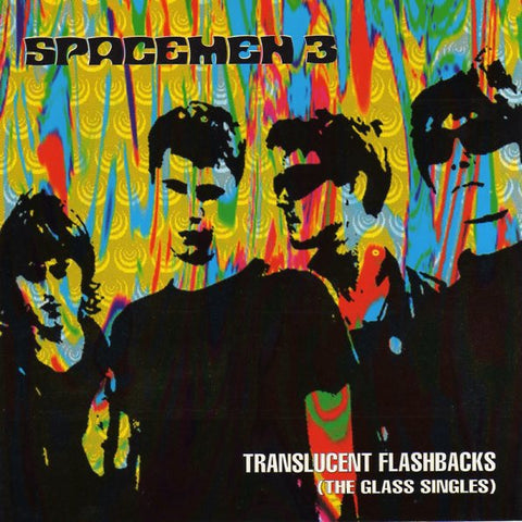 SPACEMEN 3-TRANSLUCENT FLASHBACKS CD VG+