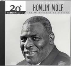 HOWLIN WOLF-BEST OF 20TH CENTURY MASTERS CD *NEW*