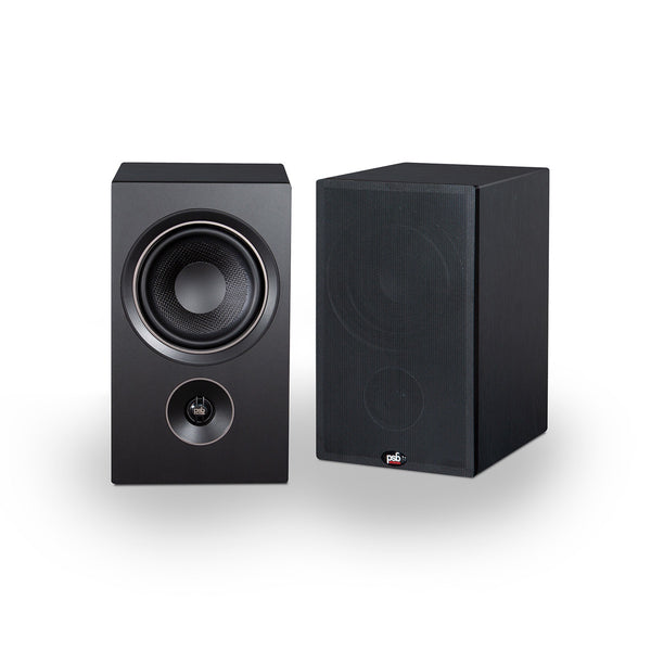 PSB-ALPHA P5 BOOKSHELF SPEAKERS BLACK *NEW*