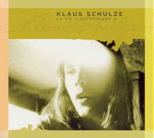 SCHULZE KLAUS-LA VIE ELECTRONIQUE 4 3CD VG+
