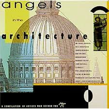 ANGELS IN THE ARCHITECTURE-VARIOUS ARTISTS LP VG COVER VG