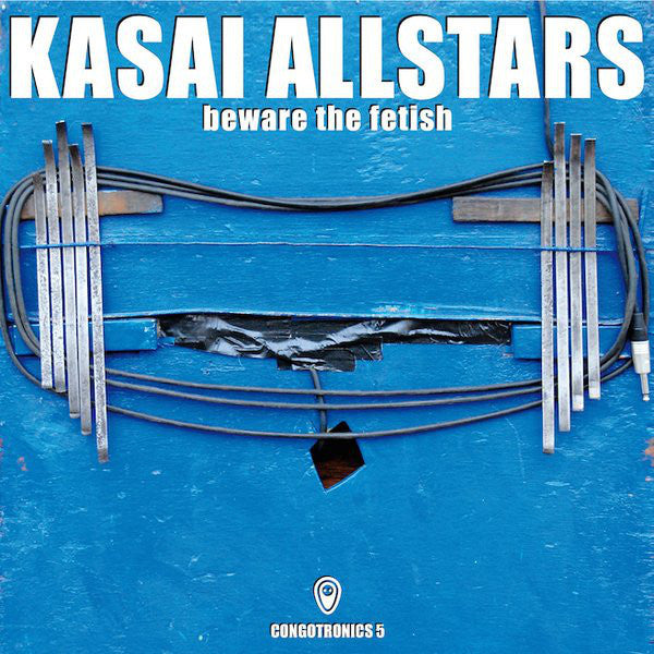 KASAI ALLSTARS-BEWARE THE FETISH 2CD G