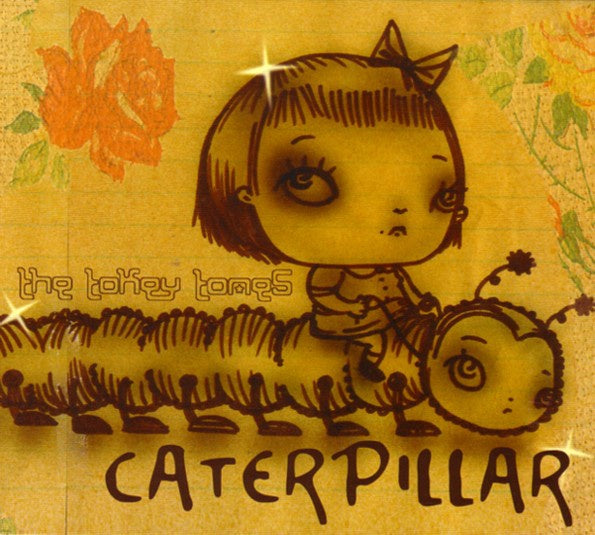 TOKEY TONES THE-CATERPILLAR CD VG