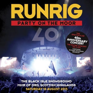 RUNRIG-PARTY ON THE MOOR 3CD *NEW*