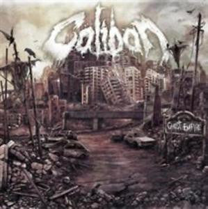 CALIBAN-GHOST EMPIRE CD VG