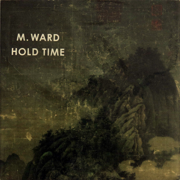WARD M-HOLD TIME LP NM COVER NM
