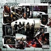 ANTHRAX-ALIVE 2 CD DVD *NEW*