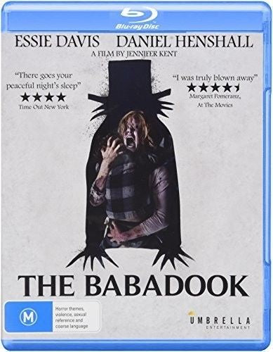BABDOOK BLURAY VG+