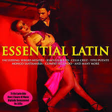 ESSENTIAL LATIN-VARIOUS ARTISTS 3CD *NEW*