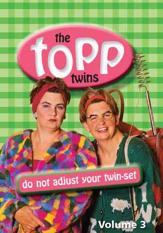 TOPP TWINS-VOLUME THREE DVD VG