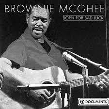 MCGHEE BROWNIE-BORN FOR BAD LUCK LP VG+ COVER VG+