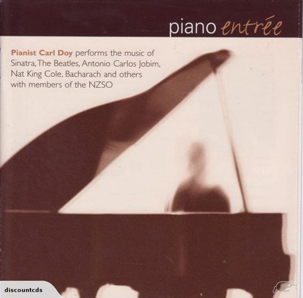 DOY CARL-PIANO ENTREE CD VG