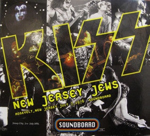 KISS-NEW JERSEY JEWS CD VG