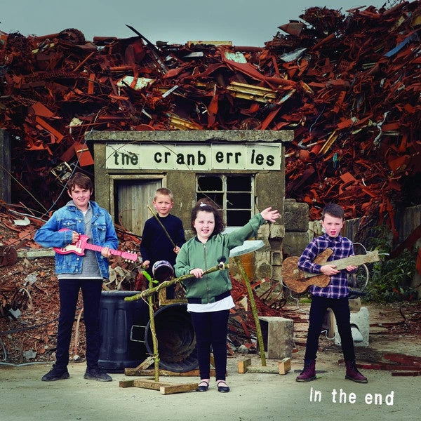 CRANBERRIES THE-IN THE END CRANBERRY VINYL 2LP *NEW*