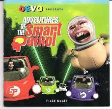 DEVO-ADVENTURES OF THE SMART PATROL CD VG