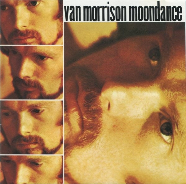 MORRISON VAN-MOONDANCE CD VG