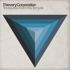 THIEVERY CORPORATION-TREASURES FROM THE TEMPLE CD *NEW*