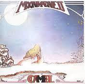 CAMEL-MOONMADNESS CD VG+