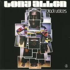 ALLEN TONY-BLACK VOICES 2LP *NEW*