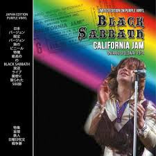 BLACK SABBATH-CALIFORNIA JAM PURPLE VINYL LP *NEW*