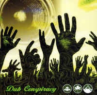 DUB CONSPIRACY-VARIOUS ARTISTS CD VG