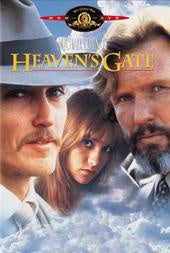 HEAVEN'S GATE DVD VG+