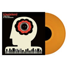 UNCLE ACID & THE DEADBEATS-WASTELAND FLOURO ORANGE VINYL LP *NEW*