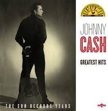 CASH JOHNNY-GREATEST HITS LP *NEW*