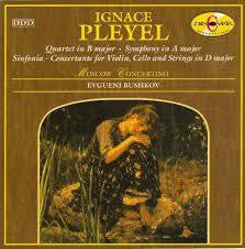 PLEYNEL IGNACE - MOSCOW CONCERTINO CD VG