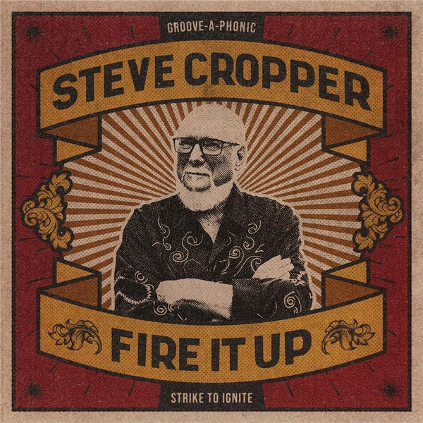 CROPPER STEVE-FIRE IT UP CD *NEW*