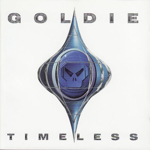GOLDIE-TIMELESS CD VG
