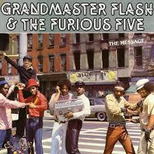 GRANDMASTER FLASH & THE FURIOUS FIVE-THE MESSAGE LP *NEW*